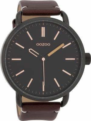 OOZOO Timepieces Winter 2018 logo